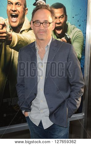 LOS ANGELES - APR 21:  David Wain at the Keanu Los Angeles Premiere at the ArcLight Hollywood Theaters on April 21, 2016 in Los Angeles, CA