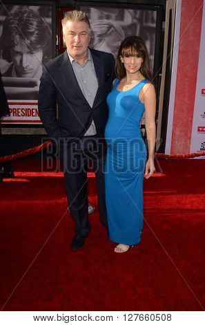 LOS ANGELES - APR 28:  Alec Baldwin, Hilaria Baldwin at the TCM Classic Film Festival Opening Night Red Carpet at the TCL Chinese Theater IMAX on April 28, 2016 in Los Angeles, CA