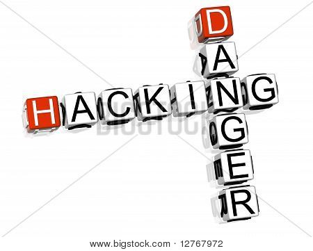 Hacking Danger Crossword