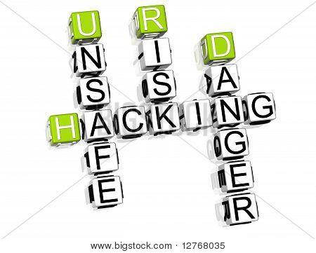 Hacking Danger Crossword