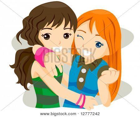 GirlFriends - Vector