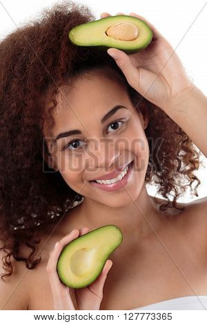 Avocado Is Good For My Hair And Skin