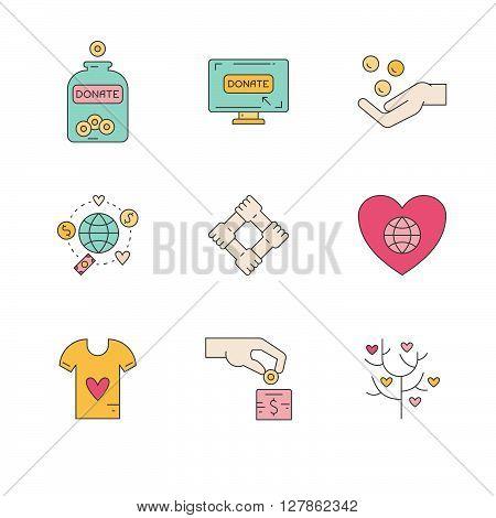 Donation Icons