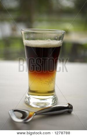 Black And Tan Beer