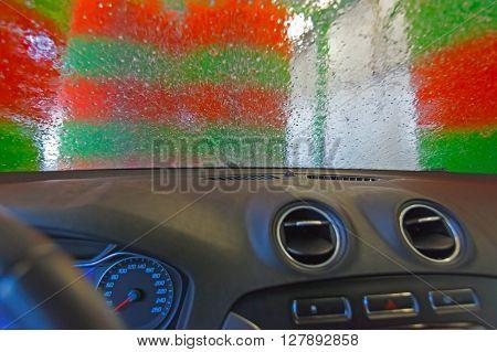 Automatic Car Wash.