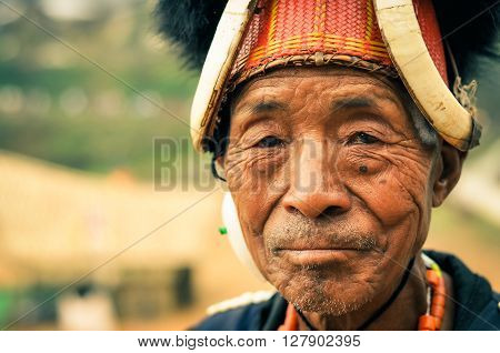 Old Man From Mon