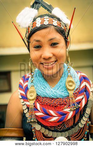 Girl With Golden Earrings
