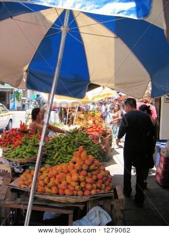 Street Market - Oaxaca - Mexico
