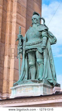 King Hunyadi Janos