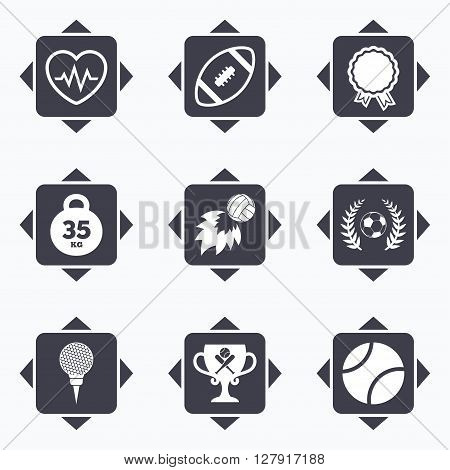 Icons Direction Vector Photo Free Trial Bigstock