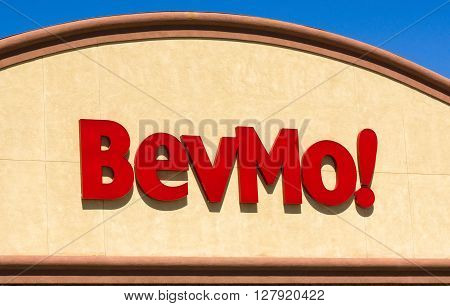 Bevmo Retail Store Exterior And Sign