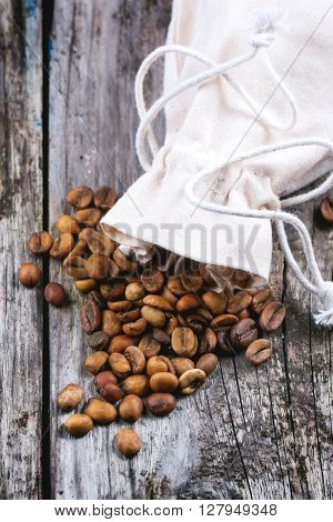 Unroasted Decaf Coffee Beans