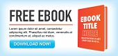 Download the Whitepaper or Ebook Graphics with Replaceable Title, Cover, and CTAs with Call to Action Buttons.  Whitepapers and E-books have a Similar Purpose in the Marketing World. poster