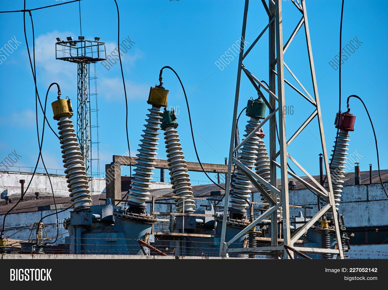 Distribution metallurgical power station powerpoint template y toneelgroepblik Gallery