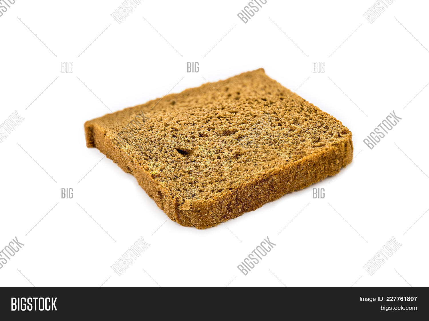slice of bread template