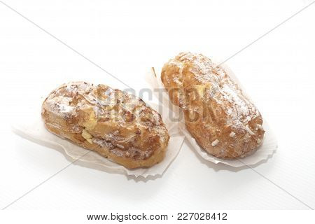 Pastry Filled With Cream Pastry Filled With Cream