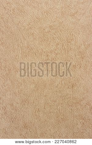 Abstract Background Embossed On A Flat Wall