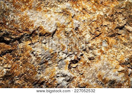 Abstract Background Or Texture Orange Texture Mica