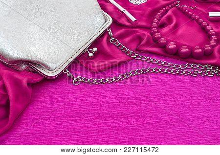 A Set Of Women's Accessories.