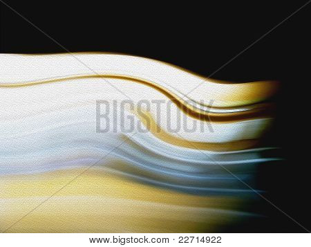 Background of color folds