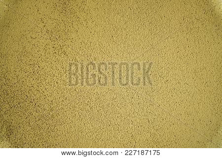 Old Orange Grungy Cement Texture, Grey Concrete Wall Background For Web Site Or Mobile Devices.