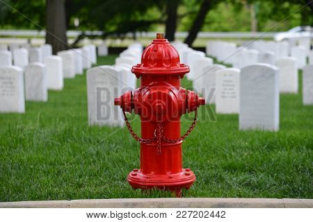 Arlington National Cemetery  - Near to Washington DC United States