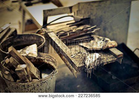 Tools of an artisan