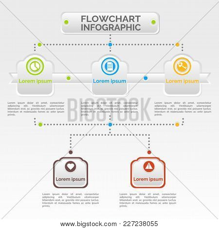 Abstract Infographics. Vector Business Template For Presentation. Creative Concept For Infographic.