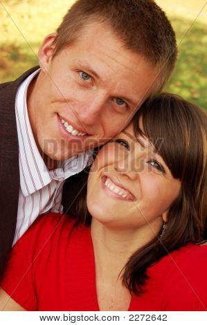 Closeup Couple
