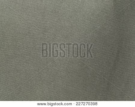 Gray Rough Textile Texture. Useful For Background