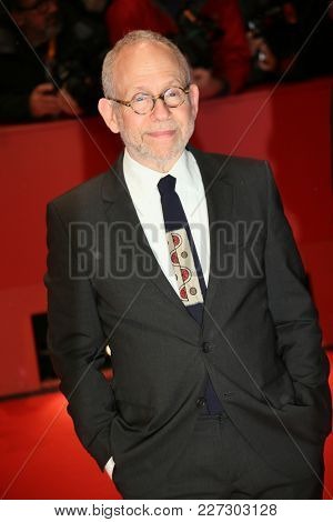Bob Balaban attends the 'Isle of Dogs' premiere during the 68th  International Film Festival Berlin at Palace on February 15, 2018 in Berlin, Germany.