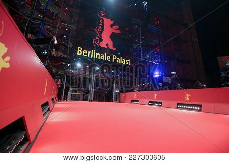 Berlinale Palact  attends the 'Isle of Dogs' premiere during the 68th Film Festival Berlin at Palace on February 15, 2018 in Berlin, Germany.