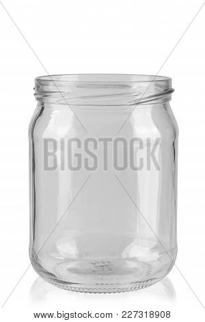 Glass Jar Without Lid