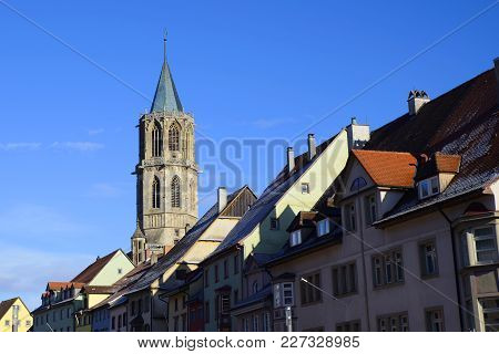 Historical And  Architectural Center Of Rottweil, Germany