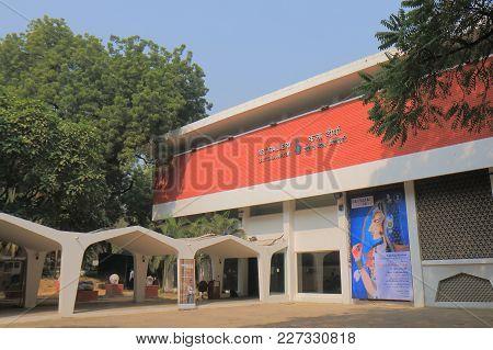 New Delhi India - October 28, 2017: National Academy Of Art. National Academy Of Art  Was Establishe