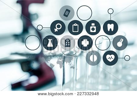 Objects Background Element Close-up Label Medical Power