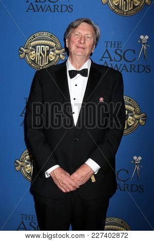 LOS ANGELES - FEB 17:  John Bailey at the 32nd American Society of Cinematographers Awards at Dolby Ballroom on February 17, 2018 in Los Angeles, CA