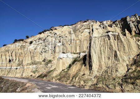 Kuladokya Is A Geological Area In Kula, Manisa, Turkey