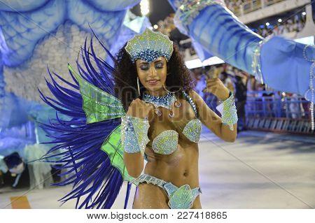 Carnival 2018 – Unidos De Bangu