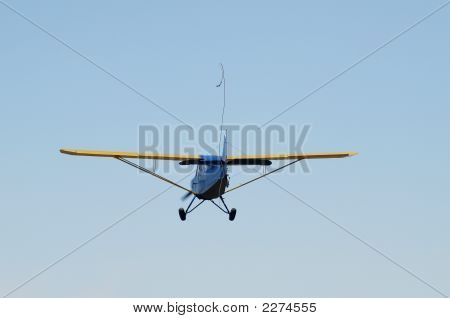 Tiger Cub Tow Plane With Tow Rope