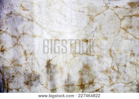 Close Up Of A Marble Stone Wall