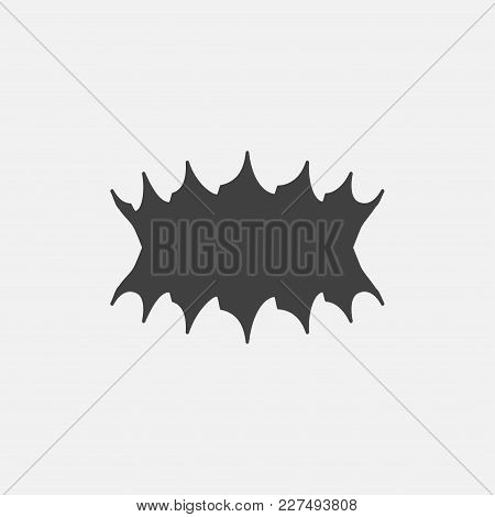 Abstract Icon Vector Illustration. Style Icon Vector