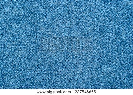 Natural Texture Closeup - Knitted Cloth Close-up.