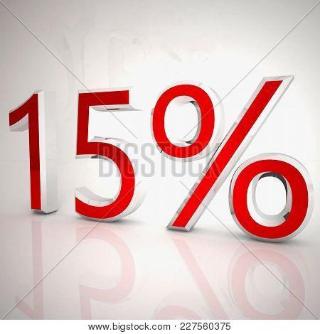 15 Per Cent