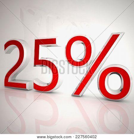 25 Per Cent