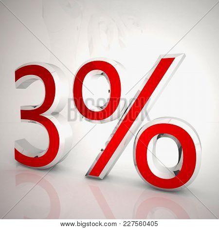 3 Per Cent