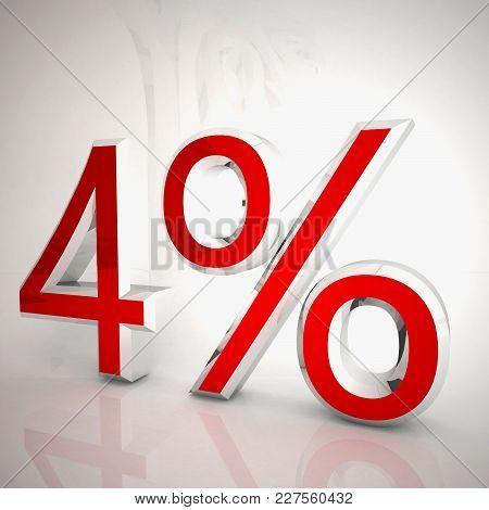 4 Per Cent