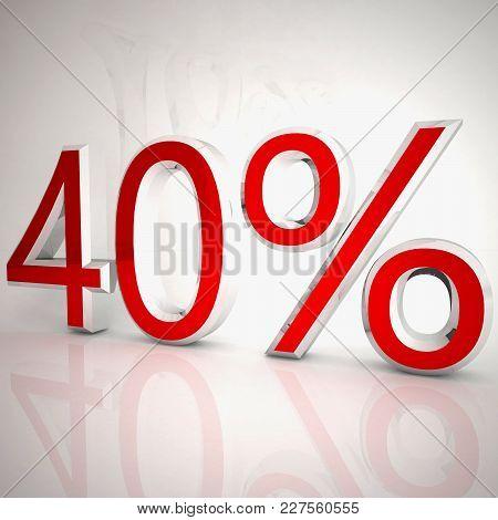 40 Per Cent