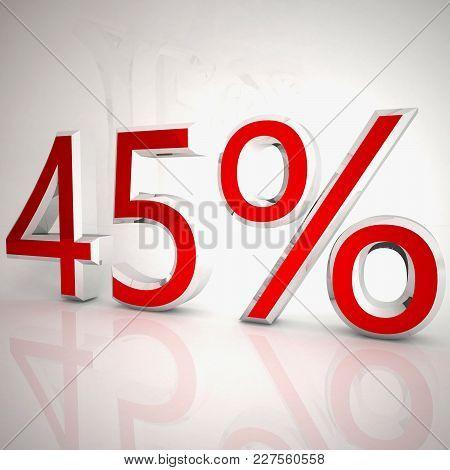 45 Per Cent