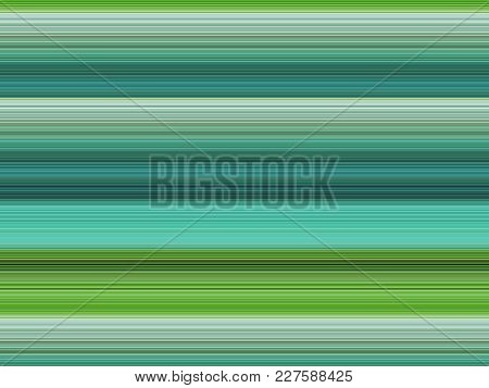 Vertical Or Horizontal Background Of Bold Stripes In Multiple Colors. Generated From A Photo Of Blue